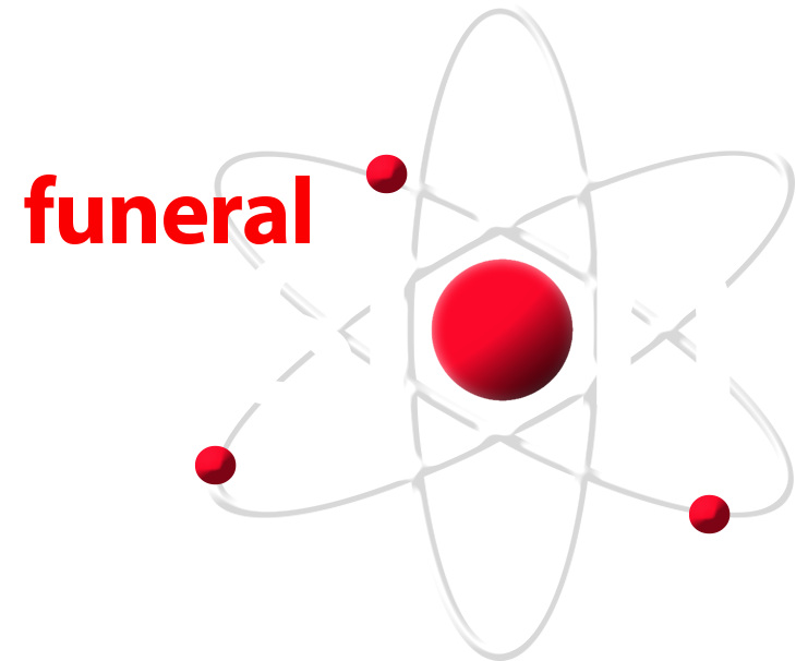 Funeral Fusion Logo white large