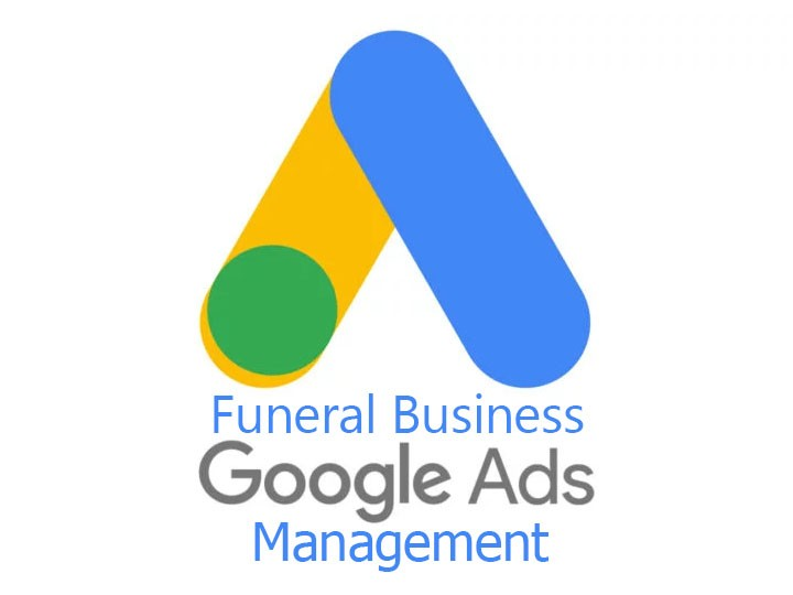 funeral home google ads management
