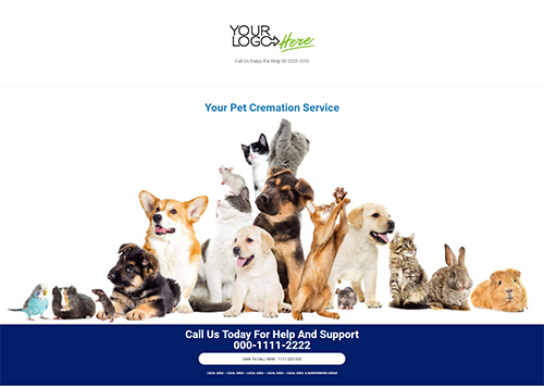 pet cremation marketing placeholder