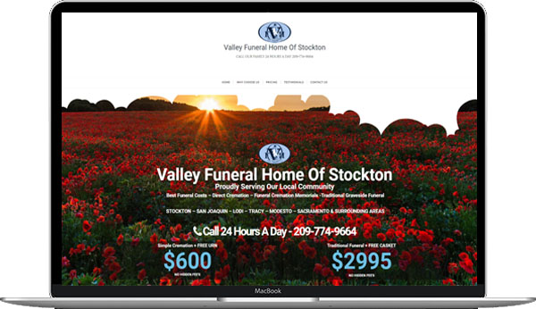 laptop valley funeral home