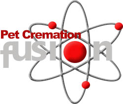 Pet Cremation Fusion Logo