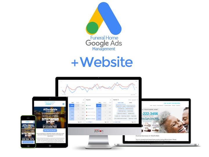 google ads and website